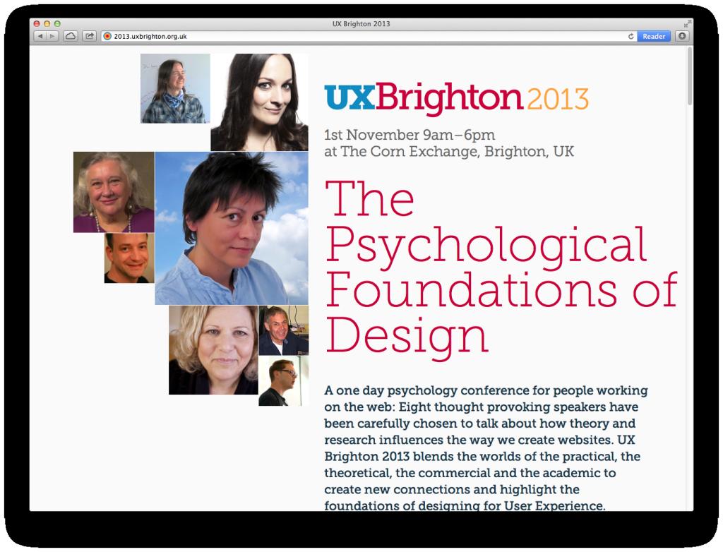 UX Brighton 2013